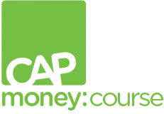 CAP money course logo