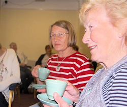 photo of Coffee Morning which meets every Thursday morning