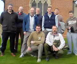 Mens groups at Leigh Road Baptist Church