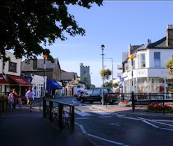 Leigh-on-Sea broadway