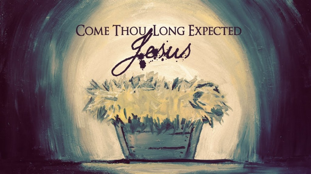 Come Thou Long Expected Jesus Short Film