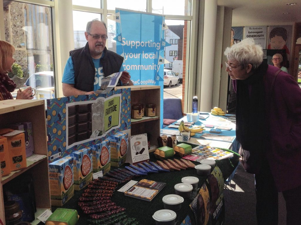 Fairtrade Fortnight LRBC 2019