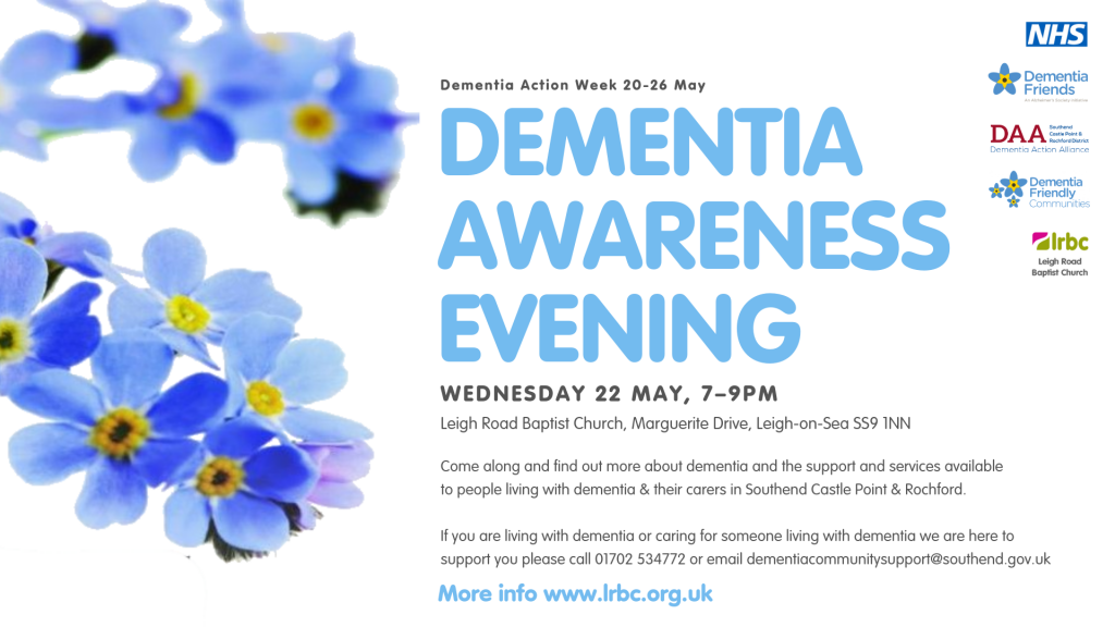 Dementia Awareness Evening